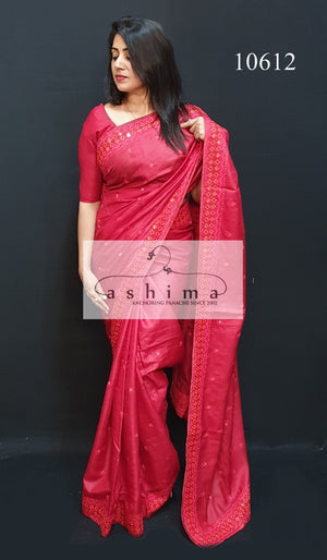 Tussar Silk Saree 10612