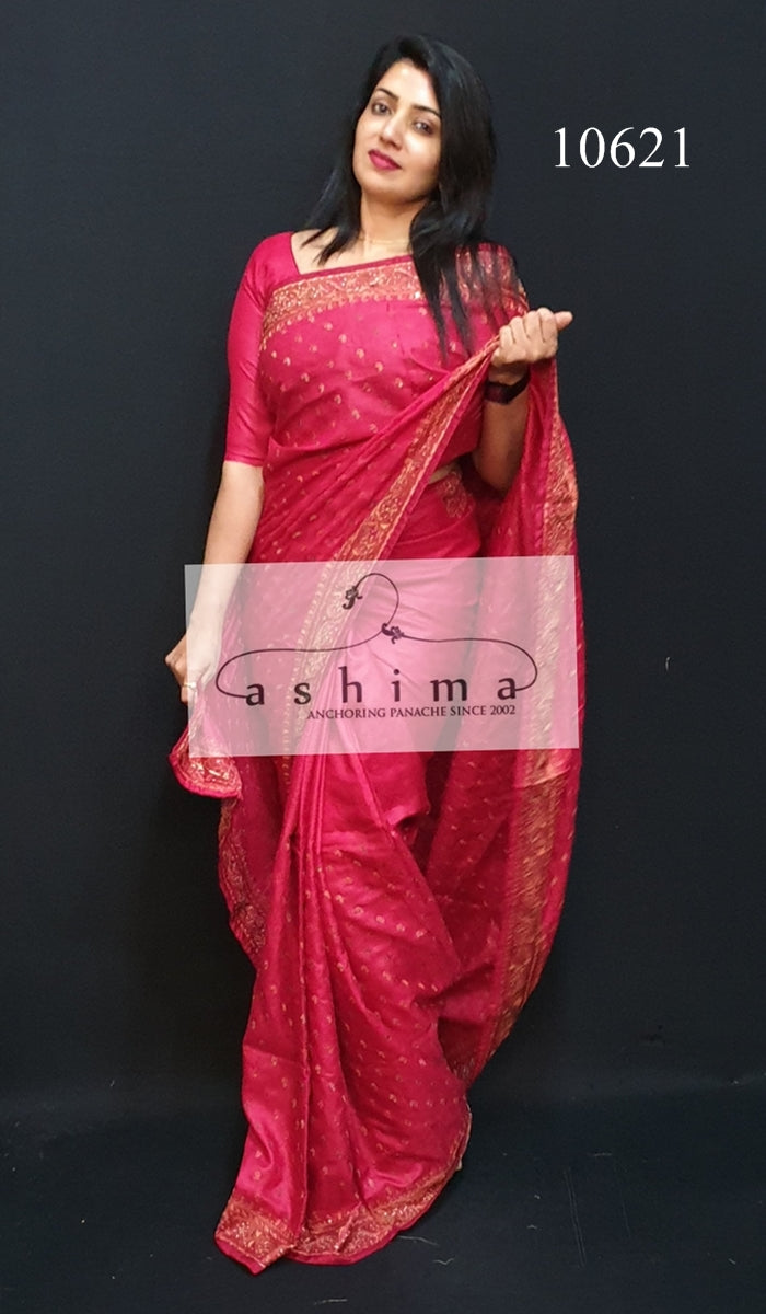 Tussar silk saree 10621