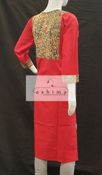 Cotton Kurti - Medium- Kurti65