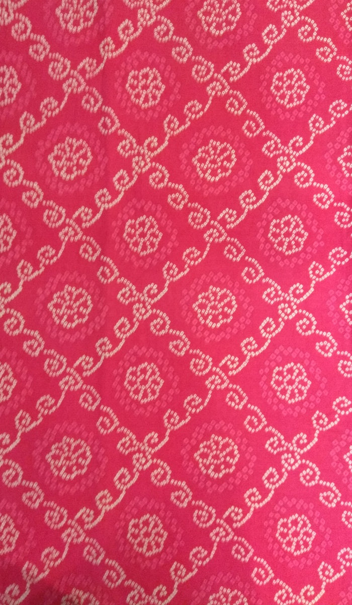 Printed Cotton Fabric FBK038