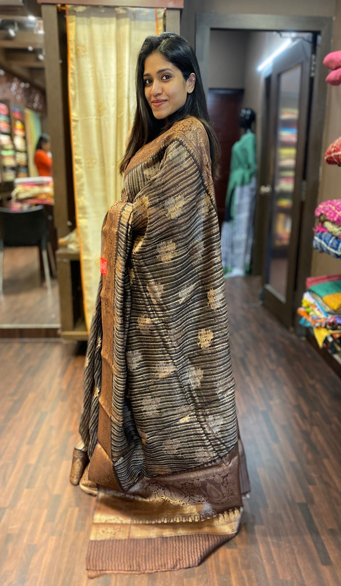 Chanderi saree 13756