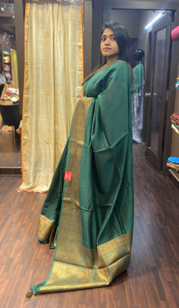 Chanderi saree 13798