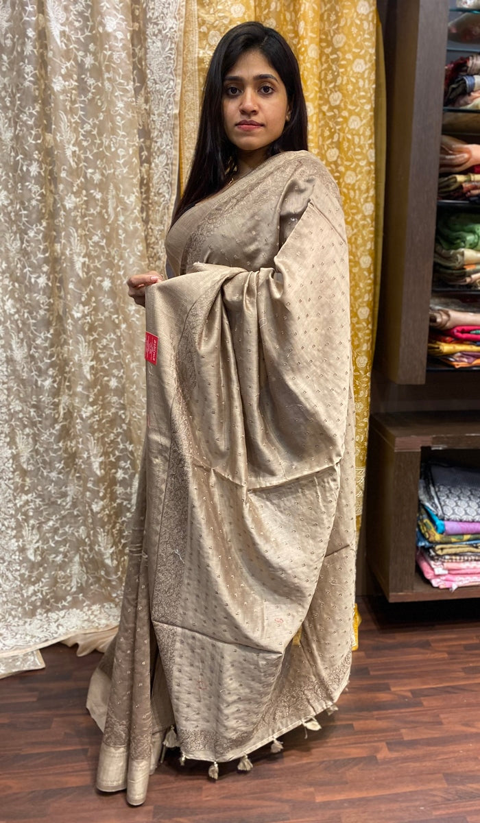 Chanderi saree 14420