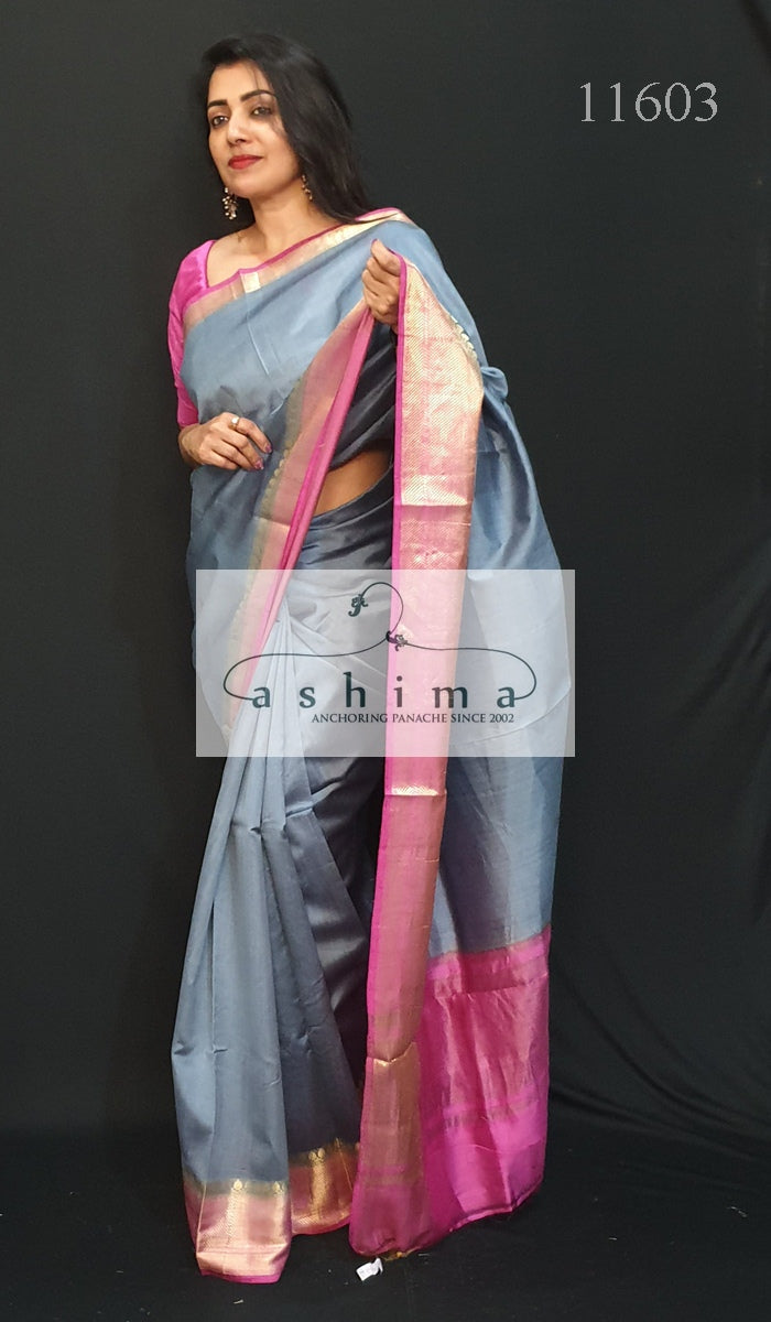 Tussar Silk Saree 11603
