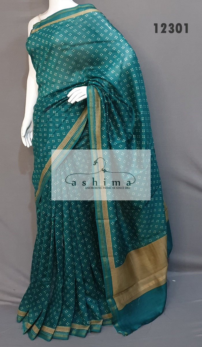 Chanderi Saree 12301