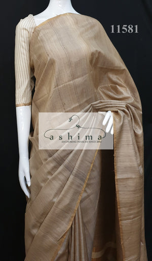Tussar silk saree 11581