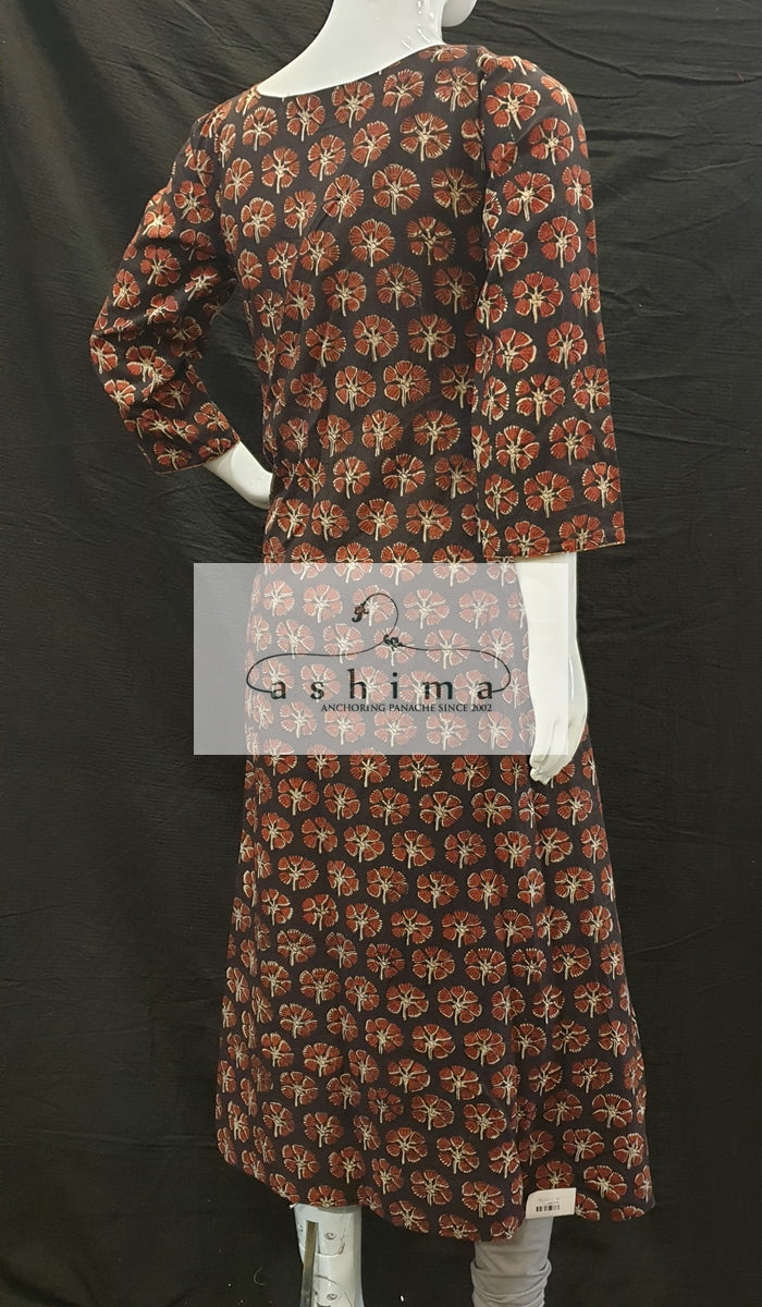 Cotton Kurti - Medium - Kurti 50