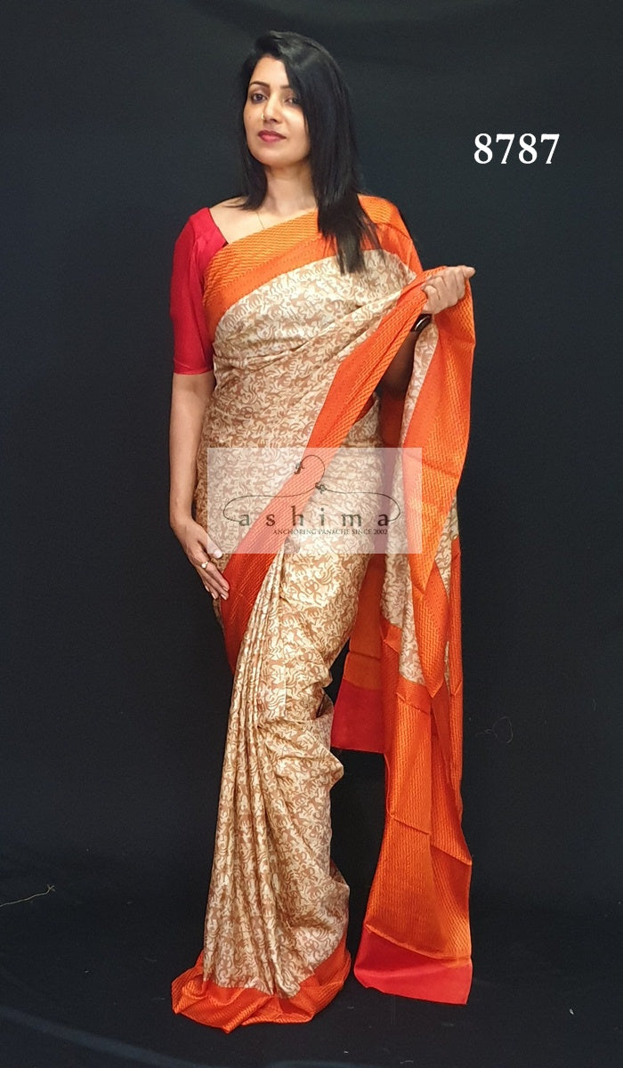 Abuthai Silk Saree 8787