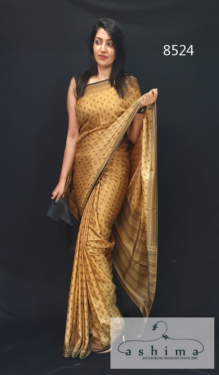 Abutai Silk Saree 8524