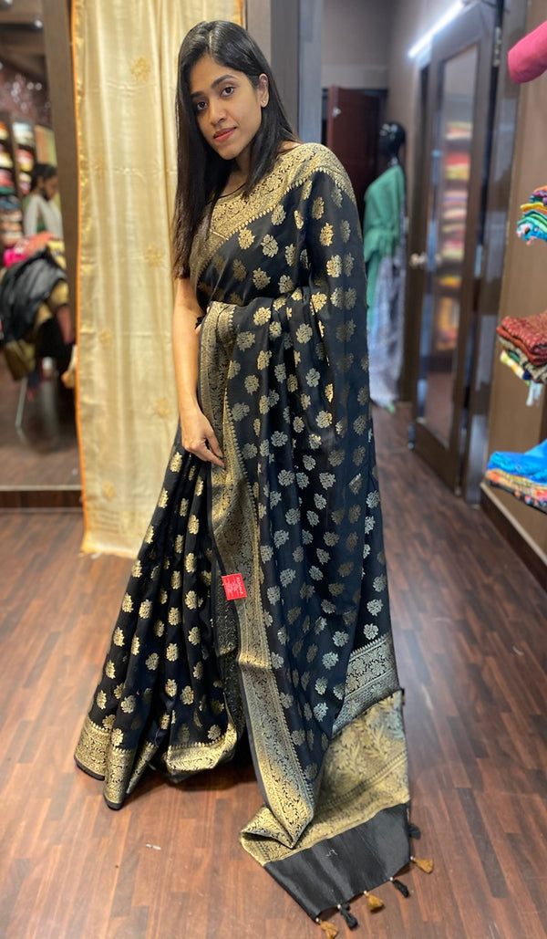 Chanderi saree 13405