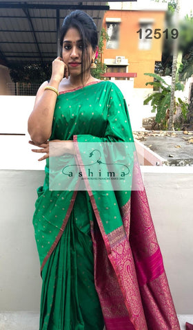 Banarasi silk saree 12519