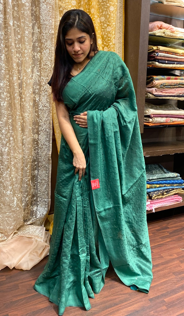 Chanderi saree 14416