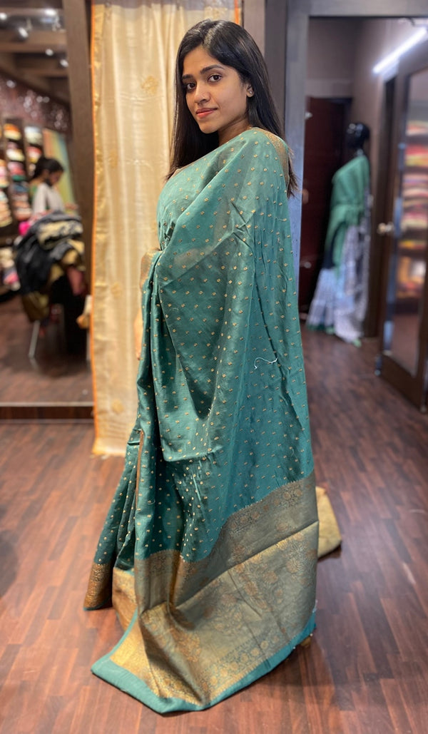 Chanderi saree 13710