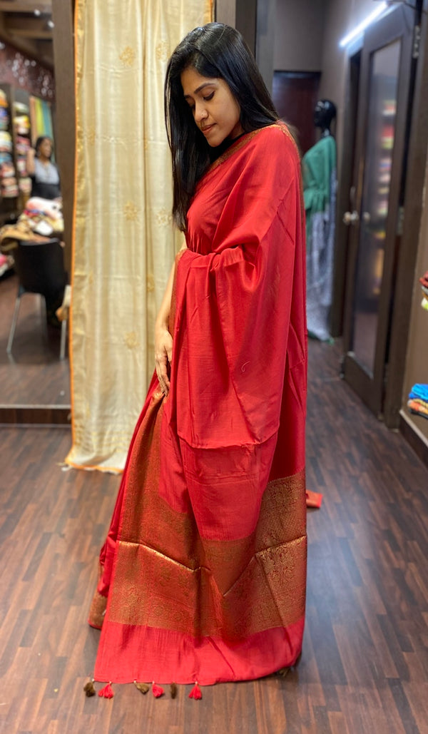 Chanderi saree 13800
