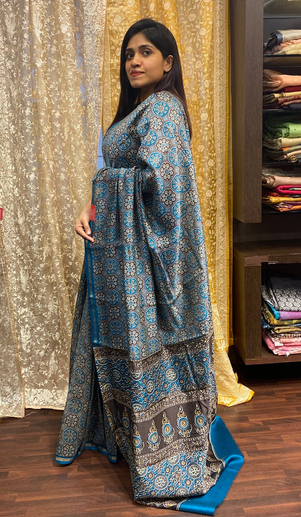 Chanderi saree 14362