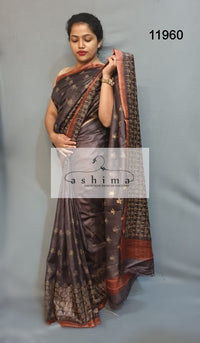 Tussar silk saree 11960