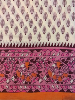 Printed Cotton Fabric 2203187