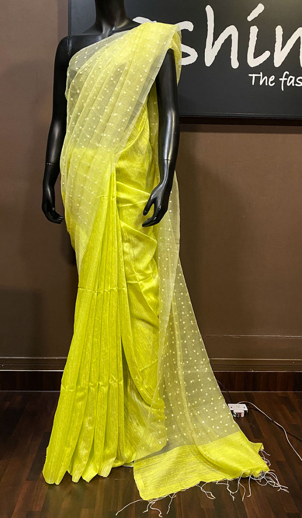 Designer silk saree 13108