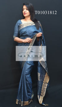 Tussar Silk Saree T01031812