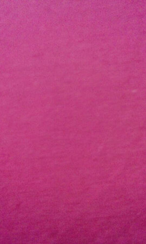 Cotton Flax Fabric Majenta