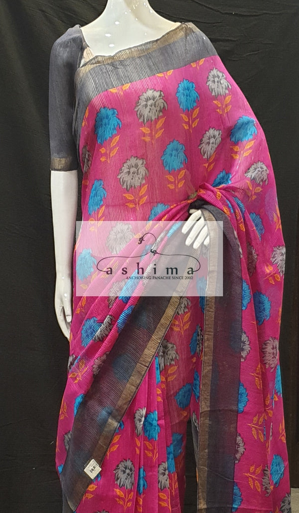 Silk saree 03081812