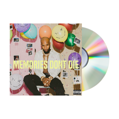Memories Don't Die CD