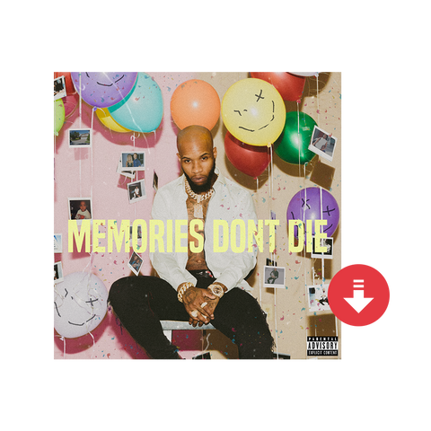 Memories Don't Die Digital Album