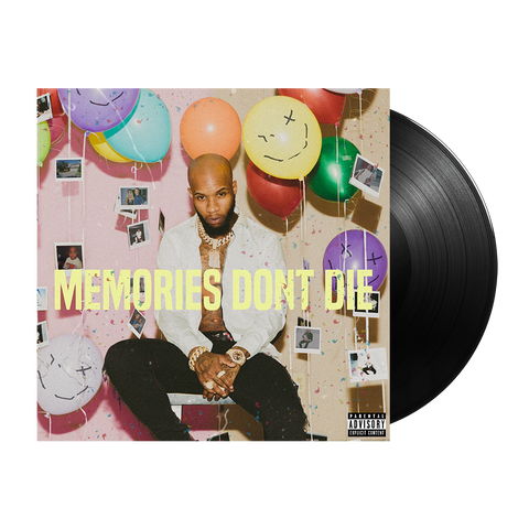 Memories Don't Die Vinyl + Digital Album