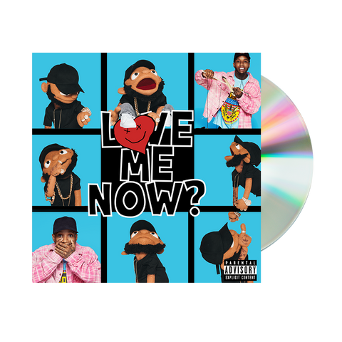 'LoVE mE NOw' - CD