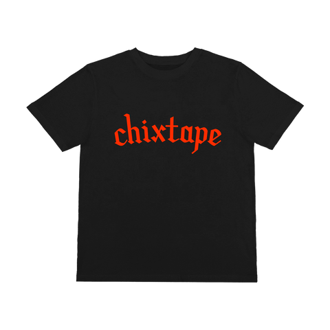 Orange Chixtape T-Shirt