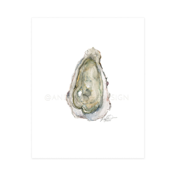 Oyster, Print #003