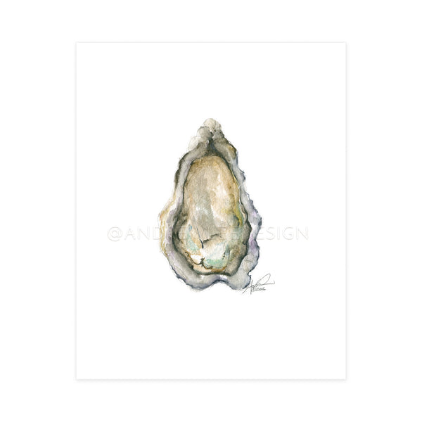 Oyster, Print #004