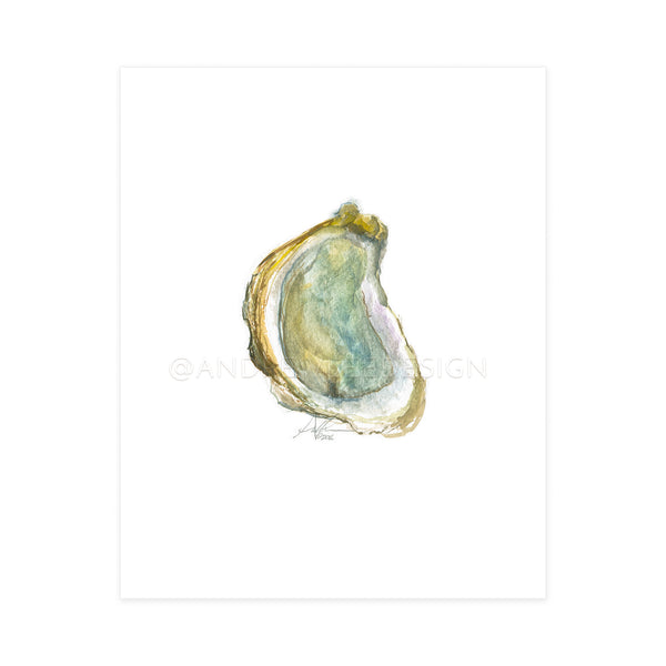 Oyster, Print #005