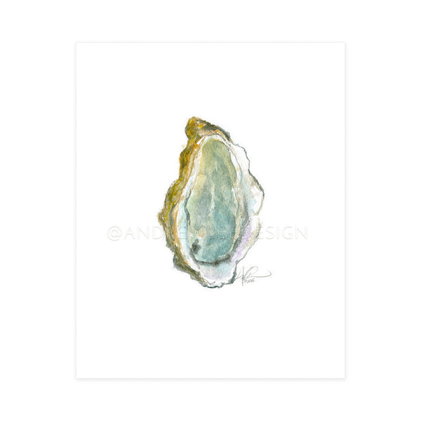 Oyster, Print #006
