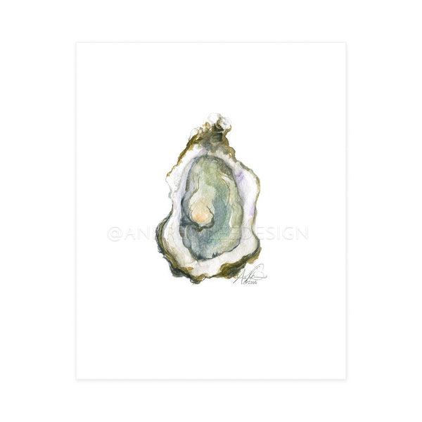 Oyster, Print #007