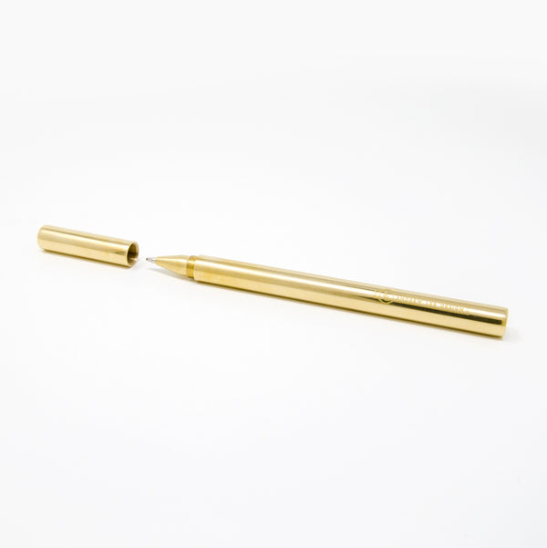 AGL Signature All-Brass Pen