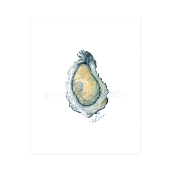 Oyster, Print #002