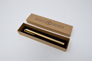 AGL Signature All-Brass Clip Pen