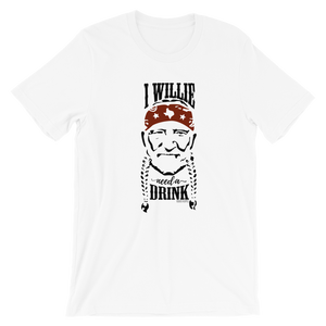 I Willie Need A Drink Tee