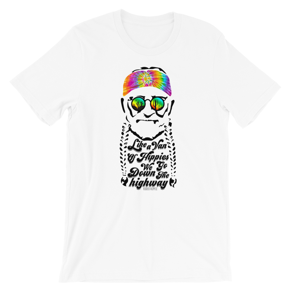 Highway Hippies Tee