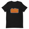 Disco Dolly Electric Blue Tee