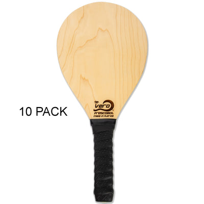 Ten-Pack Wood Scratch-n-dent Paddles