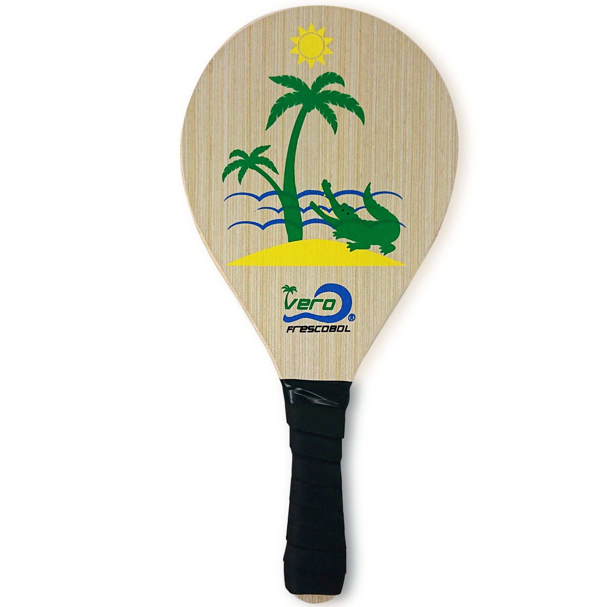 One Florida Green Gator Starter Scratch-n-dent Paddle