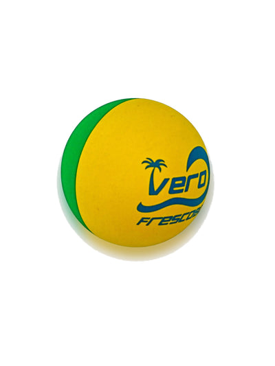 4 Official PRO BRASIL Yellow Blue Green Frescobol Balls