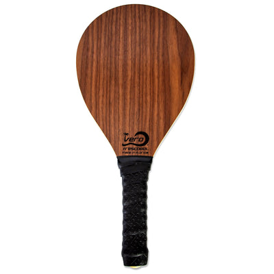 One Walnut Wood Scratch-n-dent Paddle