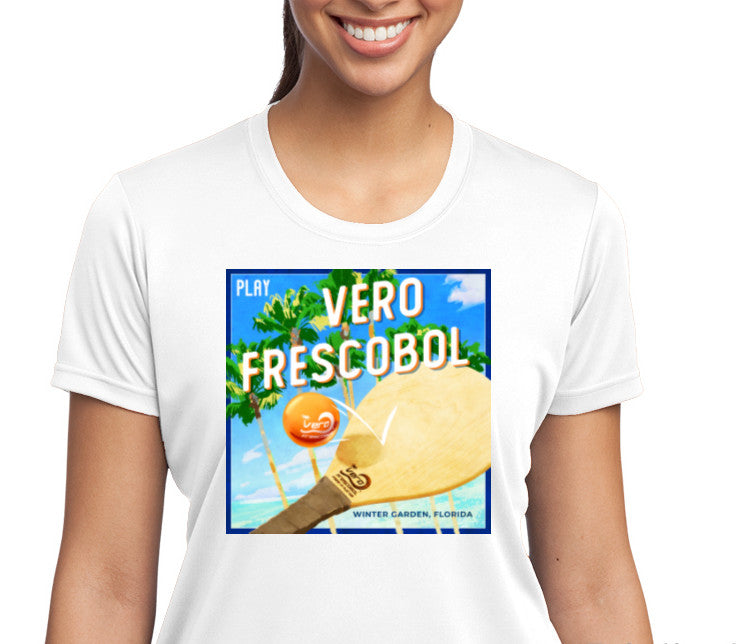 Team Vero Frescobol Women T-Shirt