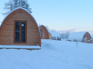 Bundle Beds Love: winter camping! Our top 5 UK campsites for winter