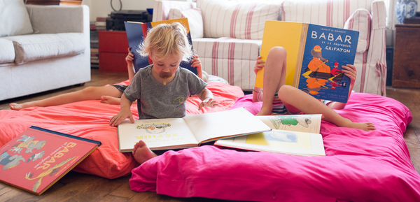 Storytime in Bundle Beds