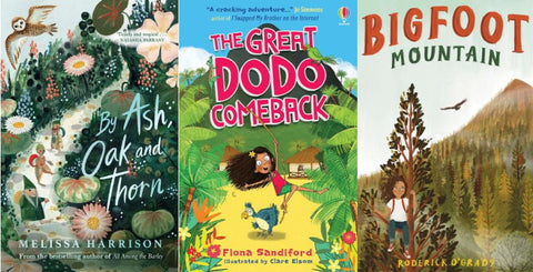 Book Covers from Parrot Street Books