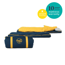 Sunshine Navy Bundle Bed